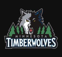 Minnesota Timberwolves by Nabilo