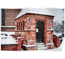Tate (Sugar) Family Vault: West Norwood Cemetery, London. Poster