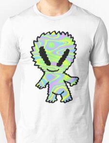 Groovy Psychedelic Alien Unisex T-Shirt