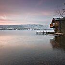 The Duke Of Portland Boathouse by Brian Kerr