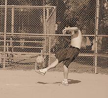 kickball! by Amanda Huggins