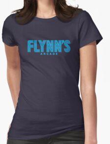 Flynn's Arcade 2 Womens Fitted T-Shirt