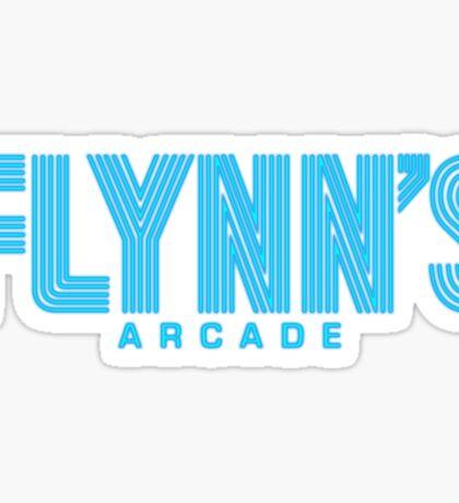 Flynn's Arcade 2 Sticker