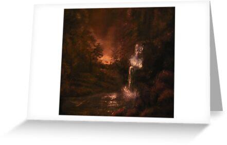 Evening Landscape by Neoran