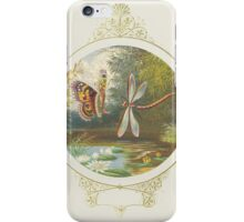 Come, quit this place vain loiterer iPhone Case/Skin