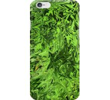 Twisted Green iPhone Case/Skin