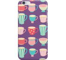 Cute cups iPhone Case/Skin