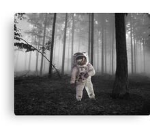 Space Time! Canvas Print