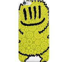 Mister Yellow Beast iPhone Case/Skin