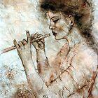 Flute by biandolino