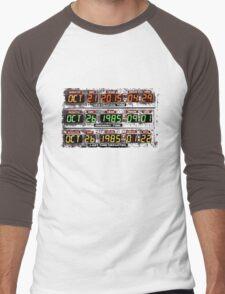 Back to the Future Men's Baseball ¾ T-Shirt