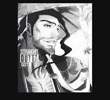 "Shunshui Kyôraku ""Straight Outta Gotei 13"" Unisex T-Shirt"