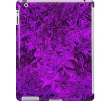 Twisted Purple iPad Case/Skin