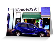 PTcruiser Greeting Card