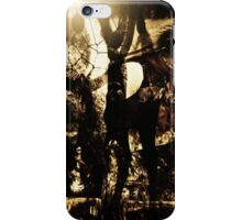 Time of the indians iPhone Case/Skin
