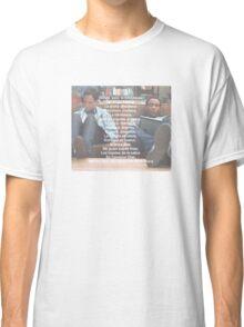 Spanish 101 Rap- Community Classic T-Shirt