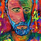 Philip K. Dick by thespiltink