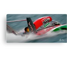 Hot 'N' Spicy Canvas Print
