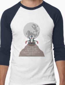 Rafiki -The Past Can Hurt- Men's Baseball ¾ T-Shirt
