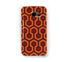 Overlook Hotel Carpet (The Shining)  Samsung Galaxy Case/Skin