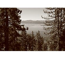Lake Tahoe Photographic Print