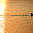 Early morning rower ~ by Gursimran Sibia