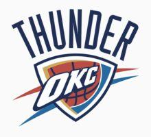 Oklahoma City Thunder Kids Clothes