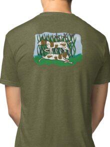 German Shorthaired Pointer Tri-blend T-Shirt