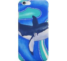 Lizzie the Great White Shark iPhone Case/Skin