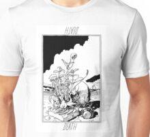 Tarot Collection: Death Unisex T-Shirt