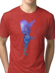 YLIA - Kaori Tri-blend T-Shirt
