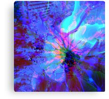 Mystery Abstract Canvas Print