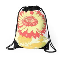 Wildflowers Drawstring Bag