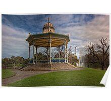 Elder Park • Adelaide • South Australia Poster