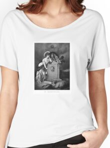 Abraham Lincoln -- In Memoriam Women's Relaxed Fit T-Shirt