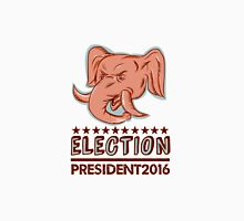 Election President 2016 Republican Elephant Mascot Unisex T-Shirt
