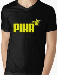 Pika funny Mens V-Neck T-Shirt