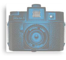 Holga CFN 120 Camera Canvas Print