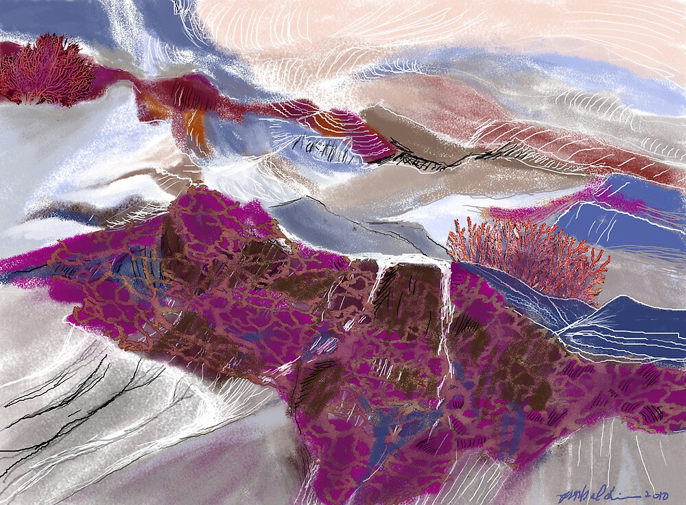 """Hidden Hills""  - The secret hills deep in Idaho. by Patrice Baldwin"