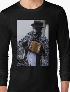 Street Musician Long Sleeve T-Shirt