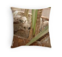 Patients is Virtue Throw Pillow