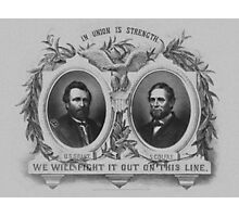 Grant And Colfax Election Photographic Print