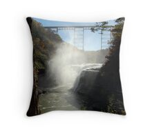 Autumn Falls Throw Pillow
