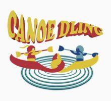 canoers canoedling by gruntpig