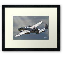 Yankee Warrior Framed Print
