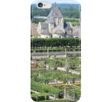 Gardens in France iPhone Case/Skin
