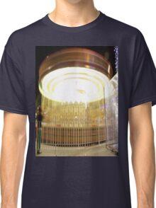 Carousel Long exposure  Classic T-Shirt