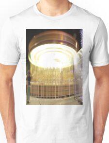 Carousel Long exposure  Unisex T-Shirt