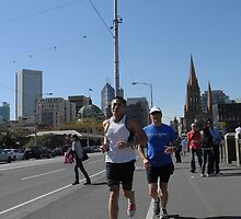 St Kilda Rd by HAL613