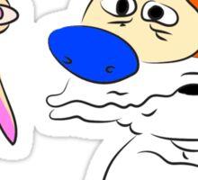 Ren & Stimpy Sticker